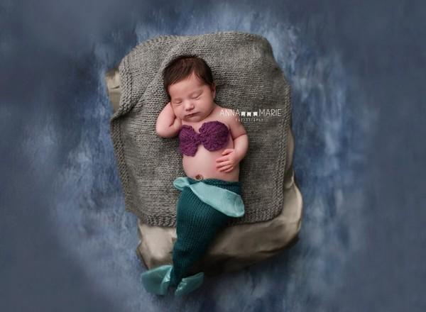 ảnh đẹp bé sơ sinh mẹ&bé afamily 5