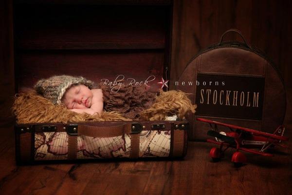 Ngắm bộ ảnh bé ngủ yêu ơi là yêu 9