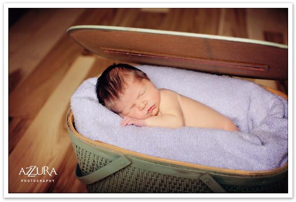 Ngắm không chớp mắt hình ảnh những em bé ngủ bên len 5