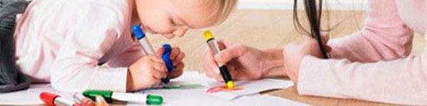 Muốn con thông minh, hãy cho trẻ học vẽ! 3
