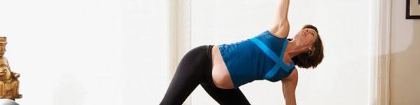 """Những tư thế yoga cho bà bầu """"đánh bay"""" mọi rắc rối thai kì 6"""