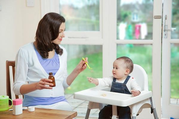 Dinh dưỡng tốt nhất cho trẻ khi bị ốm 1