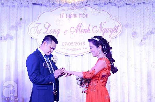tự long đám cưới 8