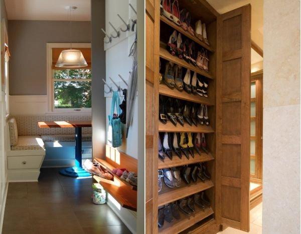 6 giải pháp tận dụng đồ nội thất thành nơi lưu trữ đồ đạc 2