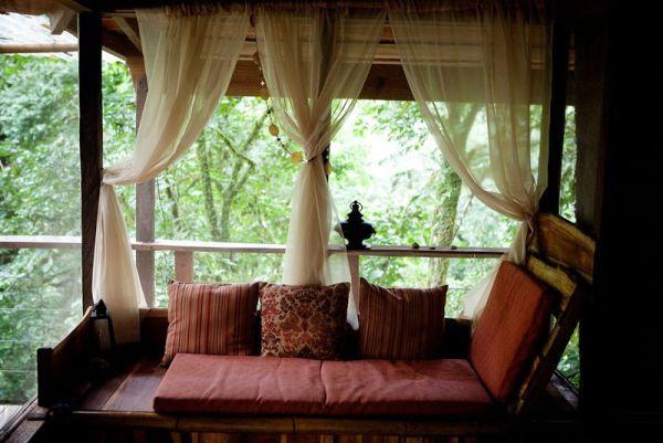 Đắm mình vào thiên nhiên trong ngôi nhà trên cây tuyệt đẹp  6