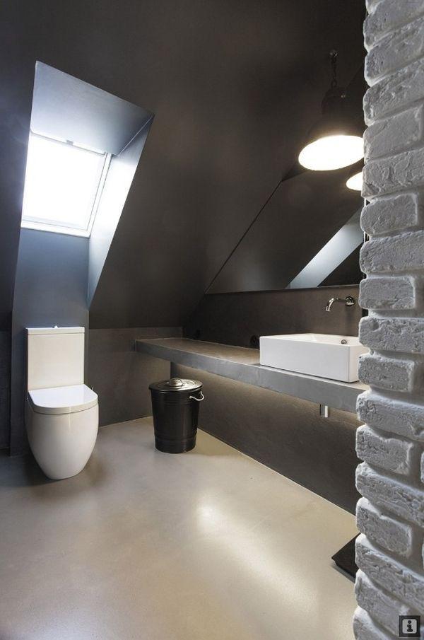 Ngắm căn hộ hiện đại với gam màu đen trắng 11