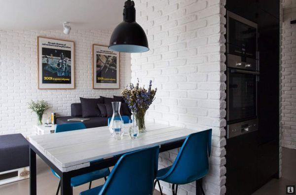 Ngắm căn hộ hiện đại với gam màu đen trắng 7