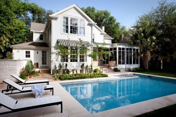 Những thiết kế hồ bơi lý tưởng cho mùa hè nóng bỏng 12