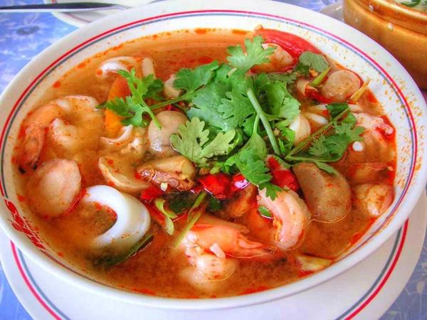 Điểm danh 9 món ăn tuyệt ngon của ẩm thực Thái Lan 6