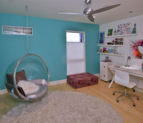Ghế treo – món nội thất độc đáo giúp nhà thêm xinh 8