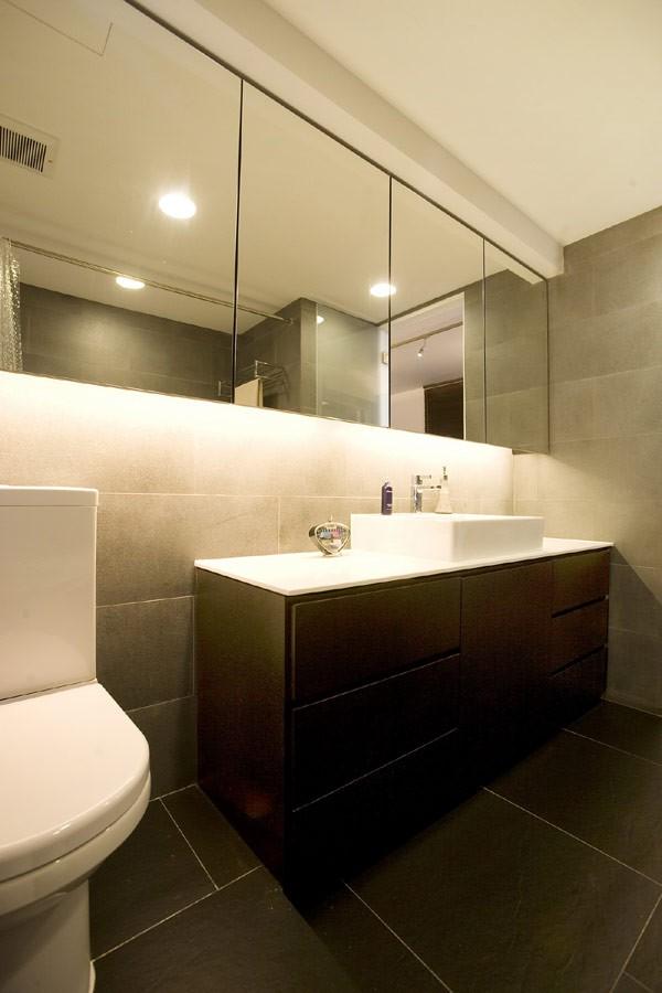 Ngắm căn hộ 48 mét vuông được bố trí nội thất cực thông minh 22