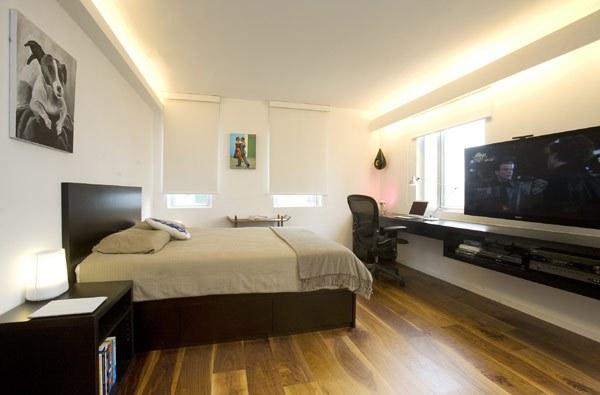 Ngắm căn hộ 48 mét vuông được bố trí nội thất cực thông minh 9