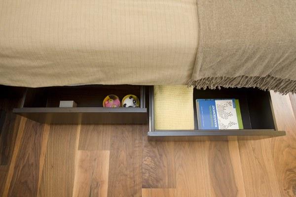 Ngắm căn hộ 48 mét vuông được bố trí nội thất cực thông minh 8