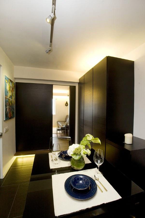 Ngắm căn hộ 48 mét vuông được bố trí nội thất cực thông minh 19