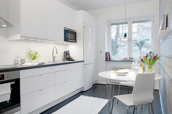 Ngắm căn hộ 37,5 mét vuông được thiết kế năng động, hiện đại 9