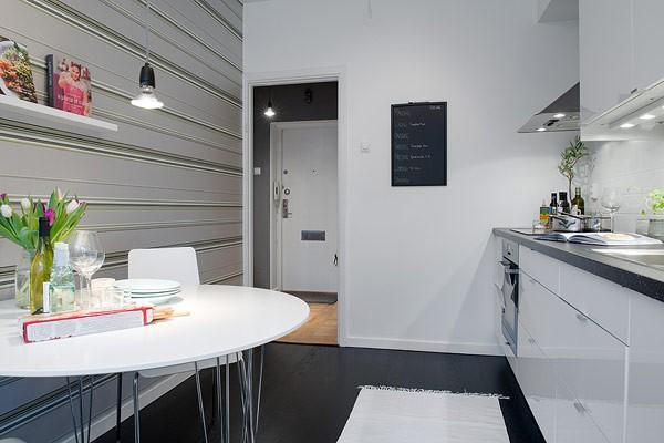Ngắm căn hộ 37,5 mét vuông được thiết kế năng động, hiện đại 10