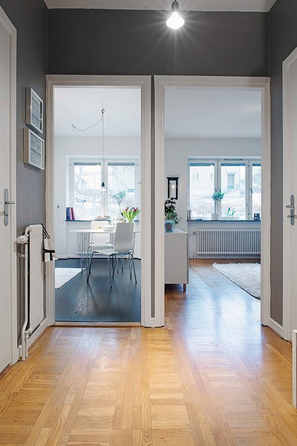 Ngắm căn hộ 37,5 mét vuông được thiết kế năng động, hiện đại 1