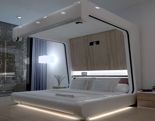 """""""Thèm thuồng"""" 7 kiểu giường ngủ đắt nhất thế giới 12"""