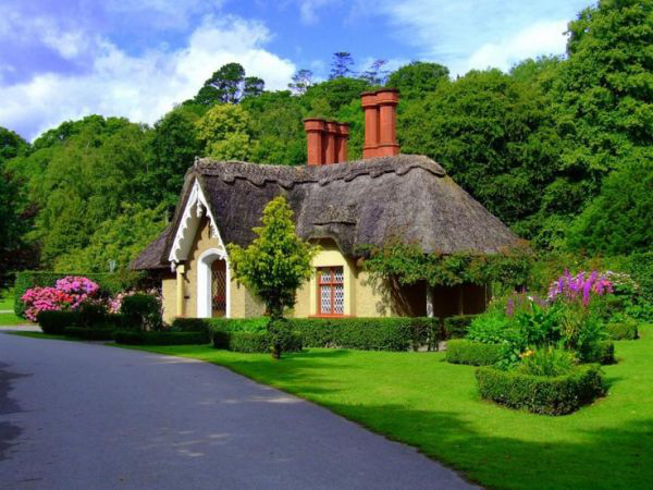 chiem nguong nhung ngoi nha co tich giua doi thuc - THE MOST BEAUTIFUL ENGLISH COTTAGES PICTURES STUNNING ENGLISH COUNTRY COTTAGES AND HOMES IMAGES