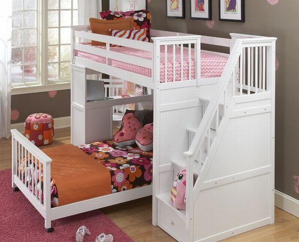 Những mẫu giường ngủ tuyệt hảo cho phòng bé 5