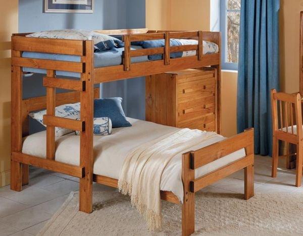 Những mẫu giường ngủ tuyệt hảo cho phòng bé 7