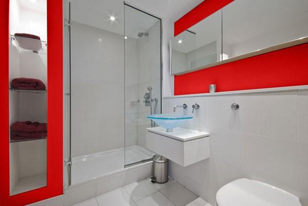 Mẹo bài trí đẹp và độc cho phòng tắm nhỏ  3