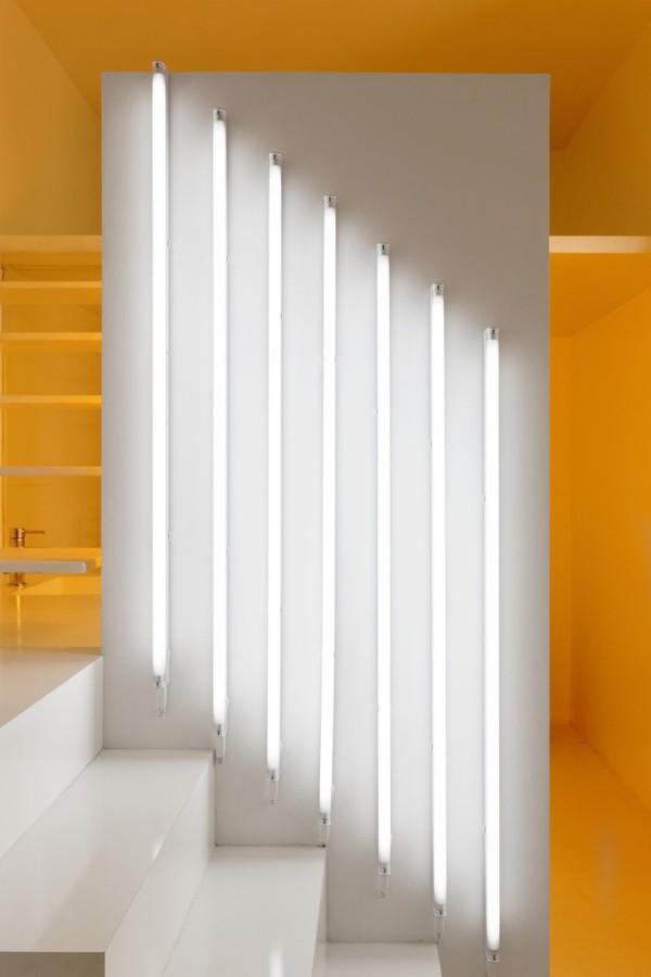 Căn hộ 20m² tuyệt đẹp nhờ phong cách tối giản 11