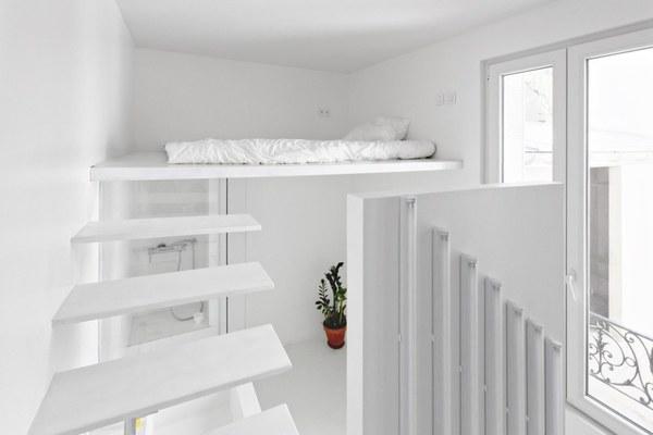 Căn hộ 20m² tuyệt đẹp nhờ phong cách tối giản 2