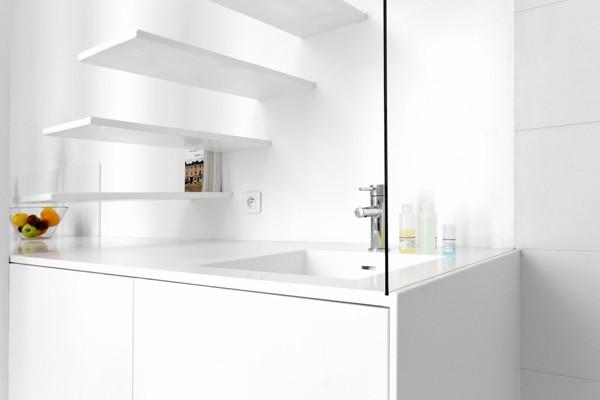 Căn hộ 20m² tuyệt đẹp nhờ phong cách tối giản 3