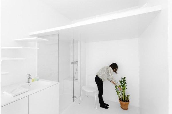 Căn hộ 20m² tuyệt đẹp nhờ phong cách tối giản 5
