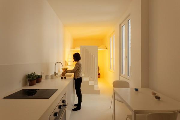 Căn hộ 20m² tuyệt đẹp nhờ phong cách tối giản 14