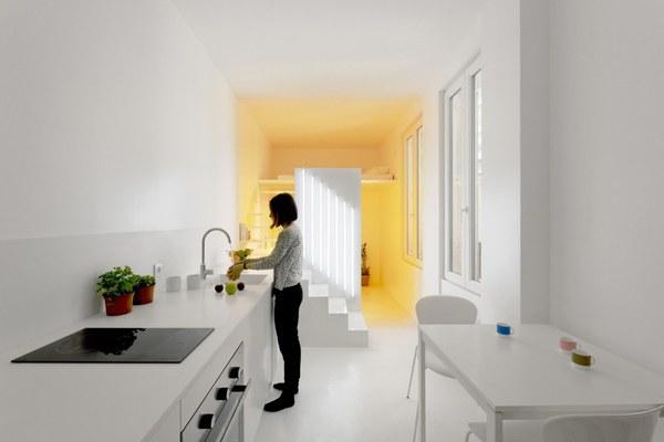 Căn hộ 20m² tuyệt đẹp nhờ phong cách tối giản 13