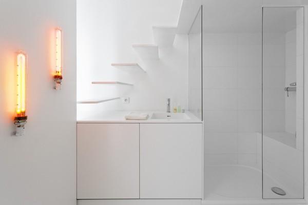 Căn hộ 20m² tuyệt đẹp nhờ phong cách tối giản 12
