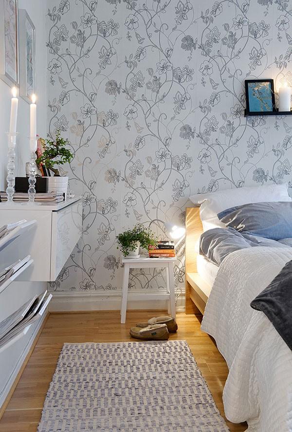 Căn hộ 56m² hai phòng ngủ tuyệt đẹp nhờ khéo bài trí 13