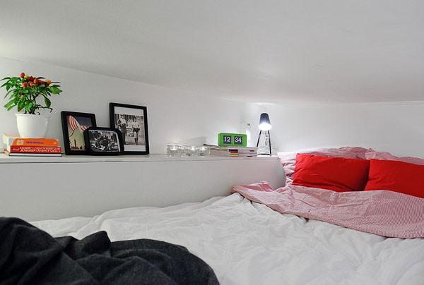 Căn hộ 56m² hai phòng ngủ tuyệt đẹp nhờ khéo bài trí 14