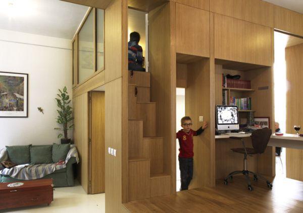 Ngạc nhiên với căn hộ 81m² thừa tiện nghi cho 9 người 4