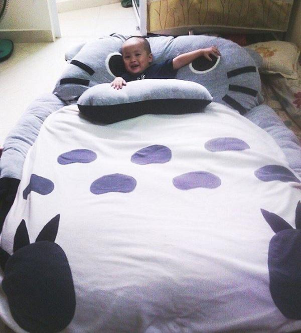 Giường thú bông, món nội thất đáng mua cho bé 4