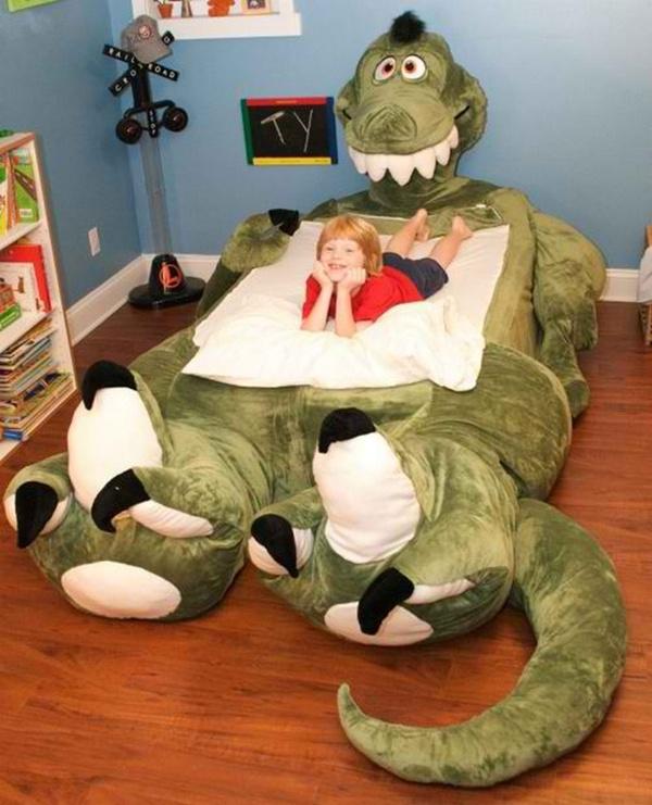Giường thú bông, món nội thất đáng mua cho bé 5