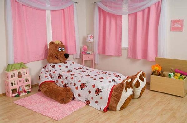 Giường thú bông, món nội thất đáng mua cho bé 3