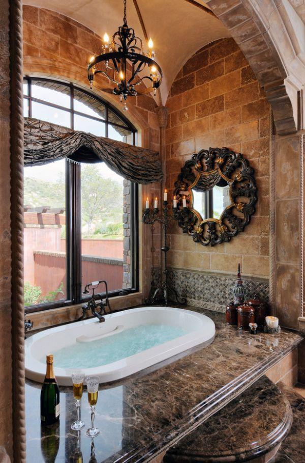 Ngắm những thiết kế phòng tắm xa hoa bậc nhất 6