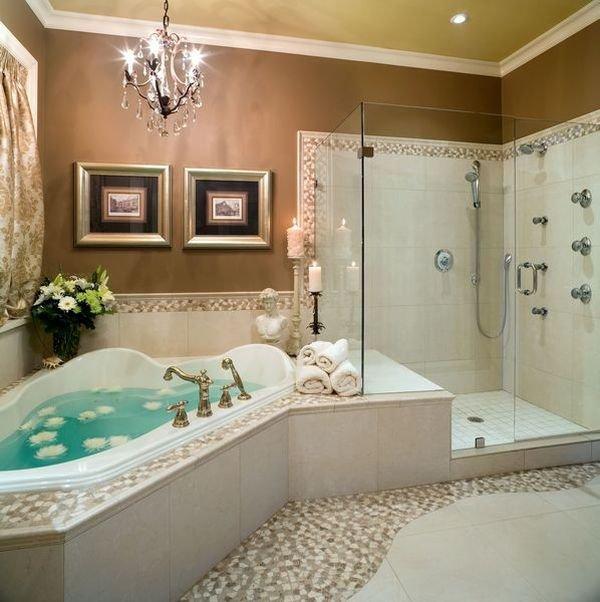 Ngắm những thiết kế phòng tắm xa hoa bậc nhất 7