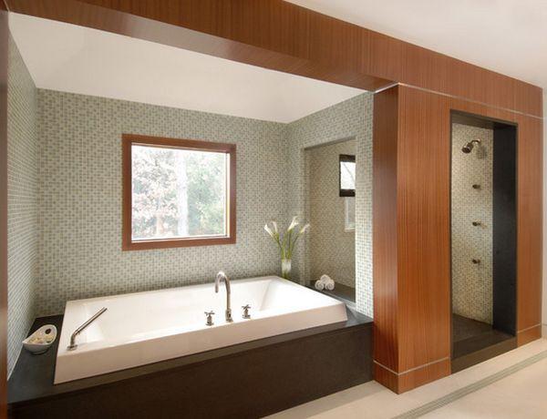 Ngắm những thiết kế phòng tắm xa hoa bậc nhất 2