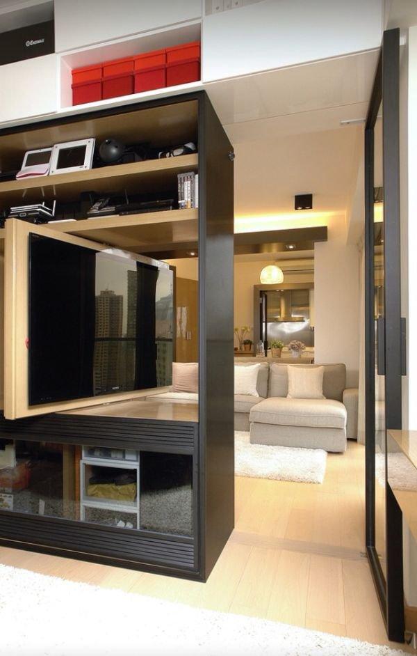 Kệ tivi xoay - món nội thất hoàn hảo cho ngôi nhà hiện đại 1
