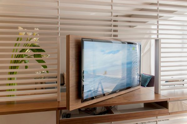 Kệ tivi xoay - món nội thất hoàn hảo cho ngôi nhà hiện đại 2
