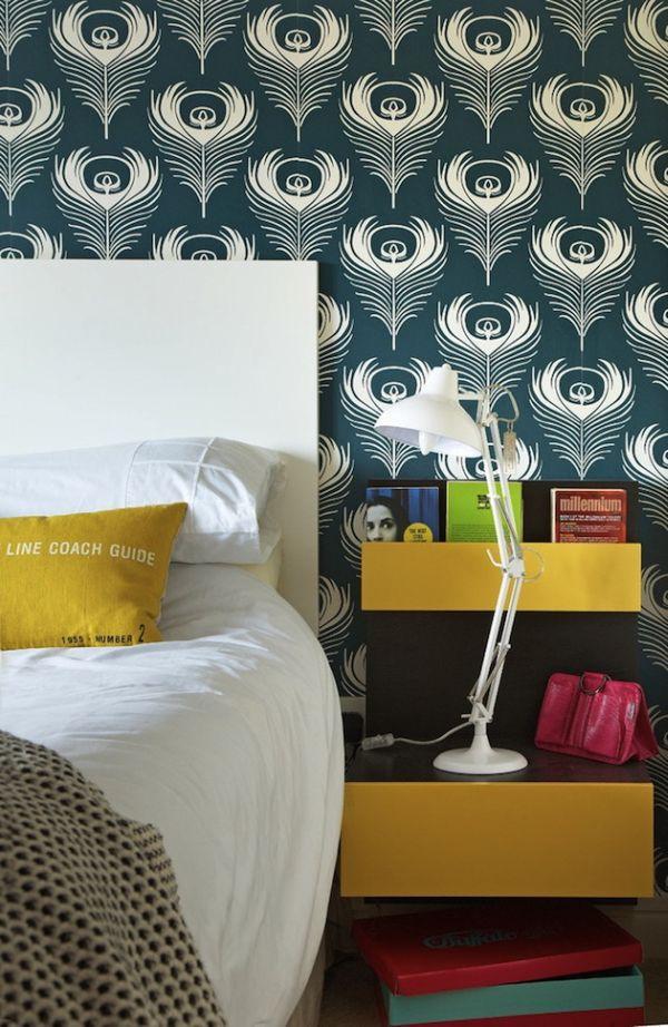 trang tri nha tu don gian den ca tinh voi gam mau vang Gợi ý hoàn hảo cho việc trang trí nhà với màu vàng rực rỡ