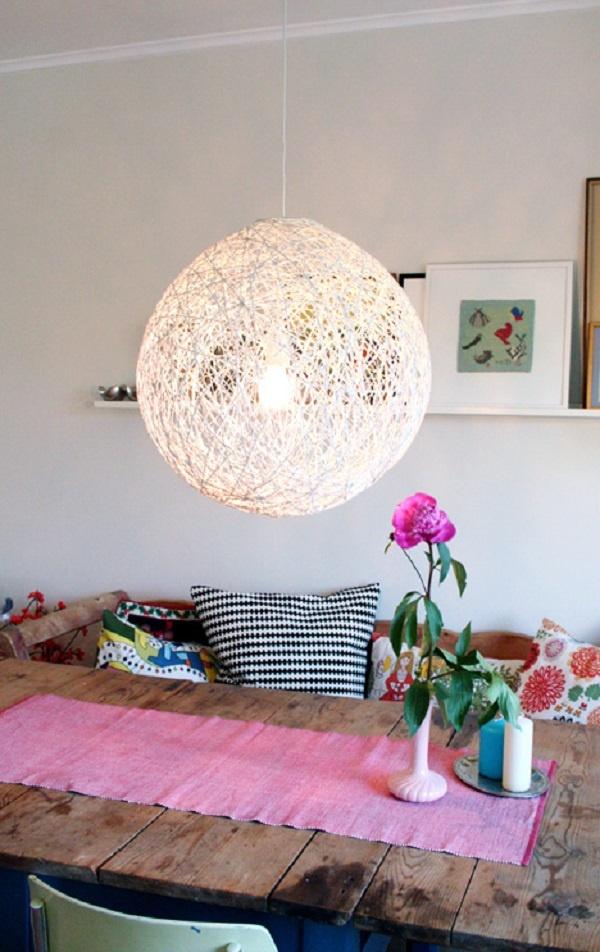 Nhà đẹp hơn với những mẫu đèn trang trí sáng tạo 9