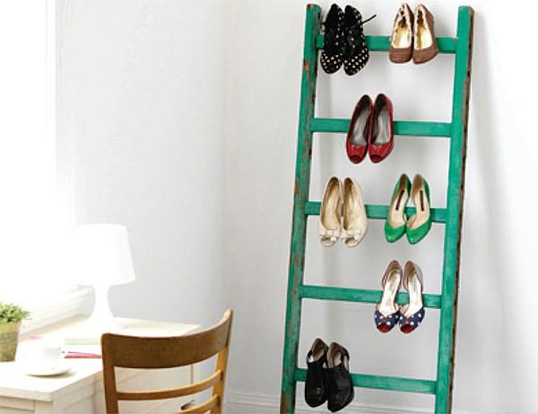 Giải pháp lưu trữ giày dép khoa học trong nhà nhỏ 3