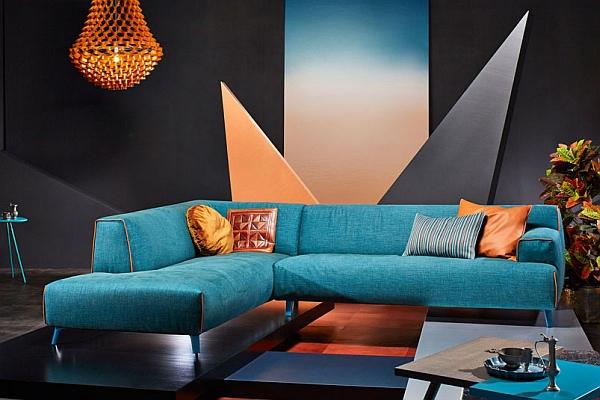 """Nhà đẹp với 5 mẫu sofa """"chất lừ""""  1"""