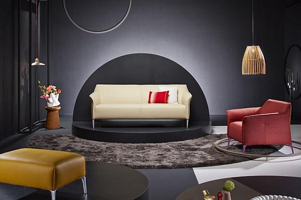 """Nhà đẹp với 5 mẫu sofa """"chất lừ""""  8"""
