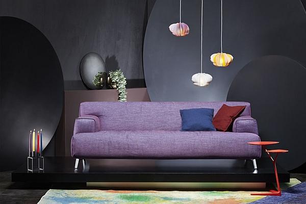 """Nhà đẹp với 5 mẫu sofa """"chất lừ""""  3"""